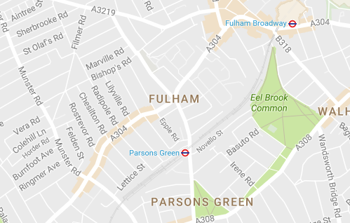 Fulham Car recovery