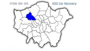 Car Breakdown Recovery & Towing in Brent