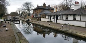 cowley lock grand union